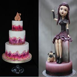 Cookery – Cake Art Skills