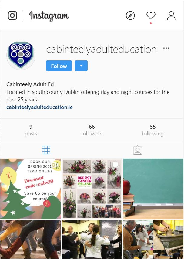 Pottery - Cabinteely Adult Education